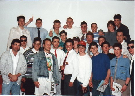 Fall of 1989