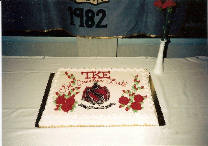 1992 RCB Cake