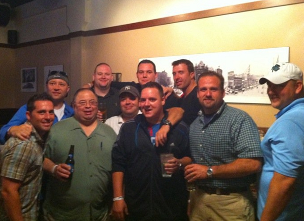 Geno's Stag Party