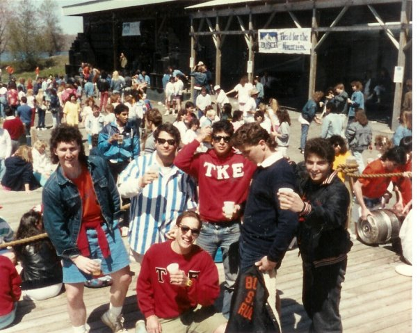 Oneonta in late 80's