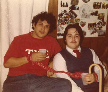 Trust your Brother 1981 spring semester. Never have an ex-marine Sicilian as your big brother!!